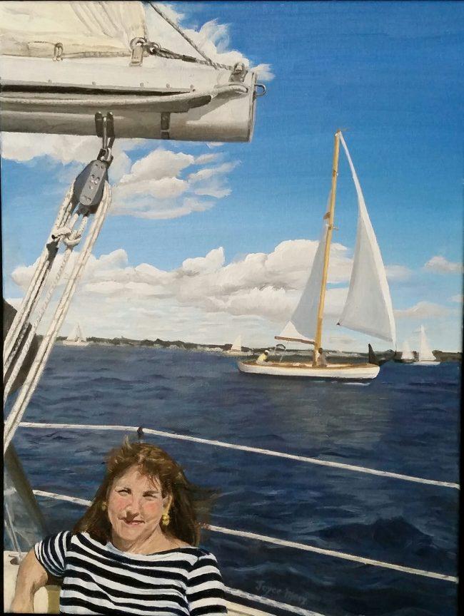 Joy Ride with Barbara